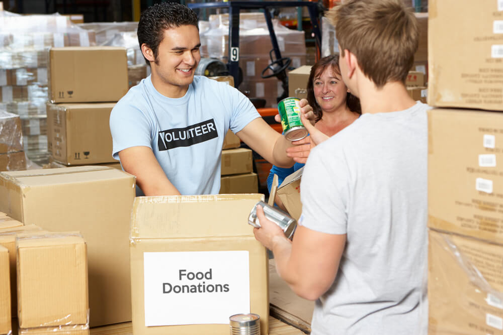 Middle school, high school, and college students, Food Bank of Central & Eastern North Carolina Inc. in Wilmington, NC is looking for volunteers.