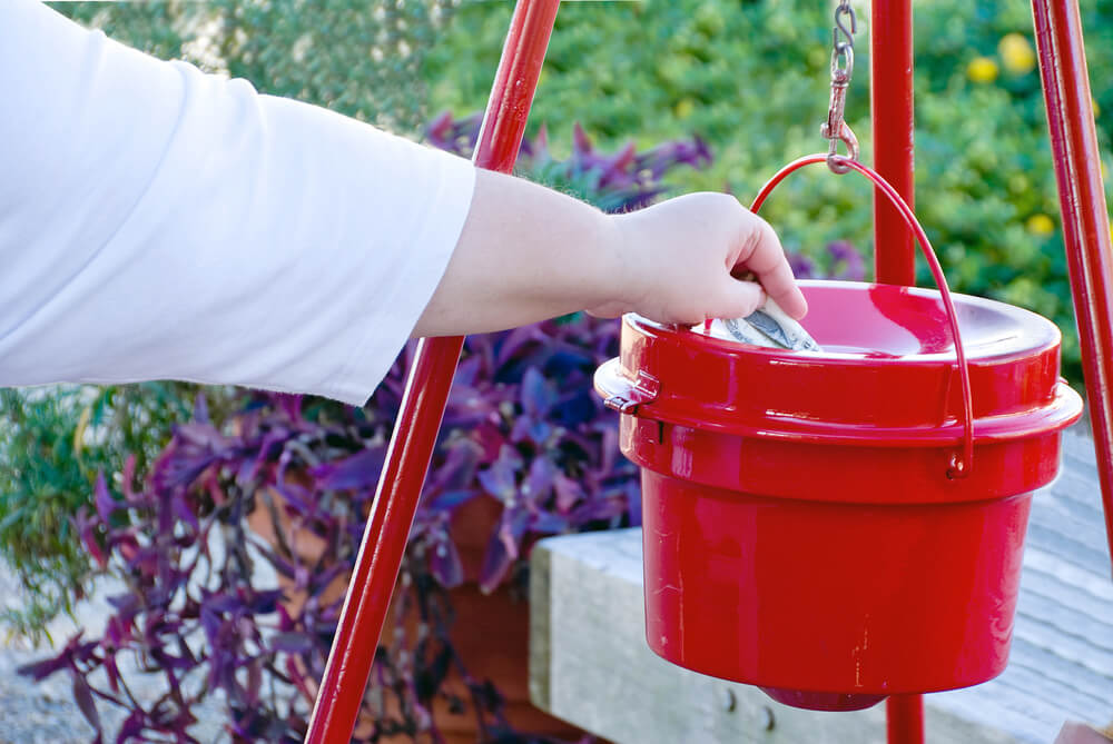 Middle school, high school, and college students, The Salvation Army in Washington, DC is looking for volunteers.